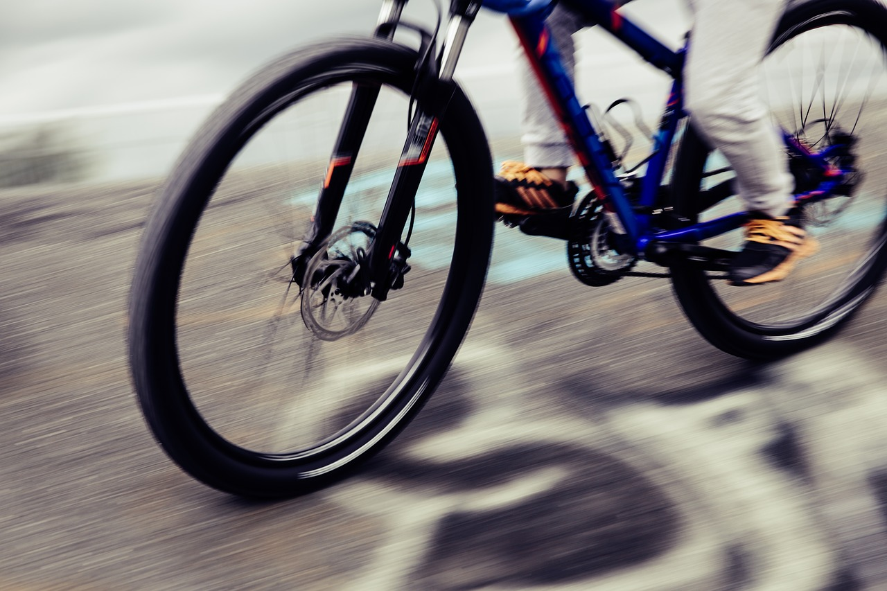 How To Center Brake On A Bike 2