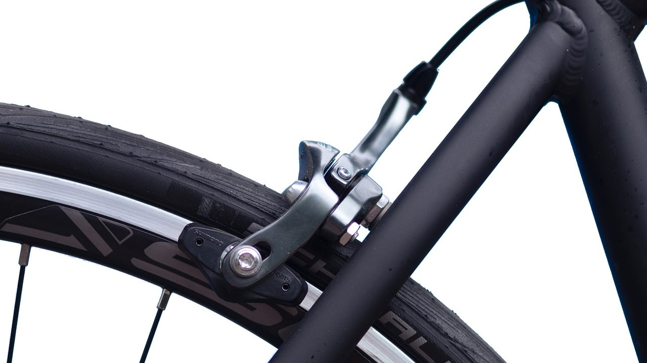 How To Center Brake On A Bike 4