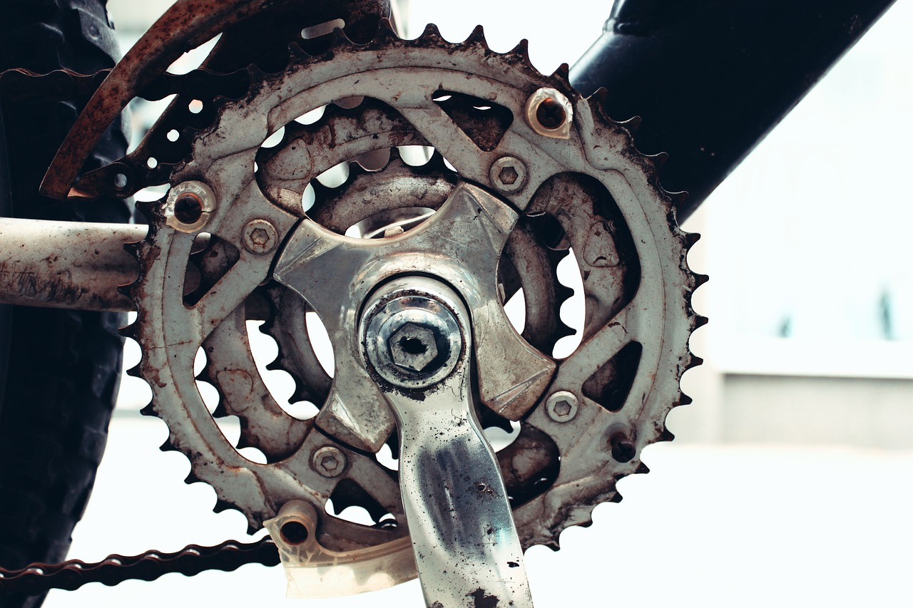 How To Remove Rust From Bikes 4